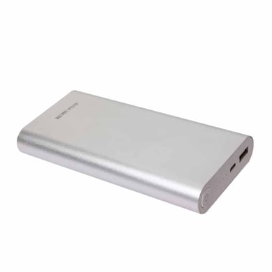 Callmate CM 8 20800 mAh Power Bank Silver Price in India
