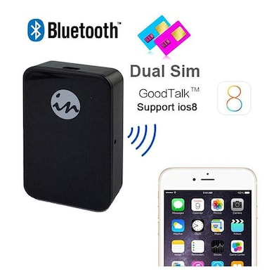 Callmate GT Dual Sim Adapter For iPhone
