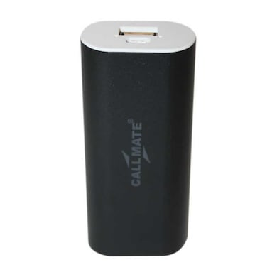 Callmate LPG 5200 mAh Power Bank Black Price in India