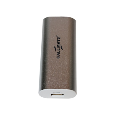 Callmate LPG 5200 mAh Power Bank Gold Price in India