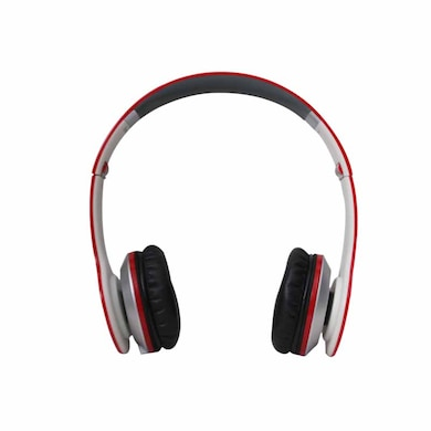 Callmate MS980 Bluetooth Headset Red Price in India