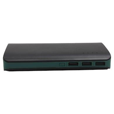 Callmate Techno 3 light 3 USB 20000 mAh Power Bank Black Price in India