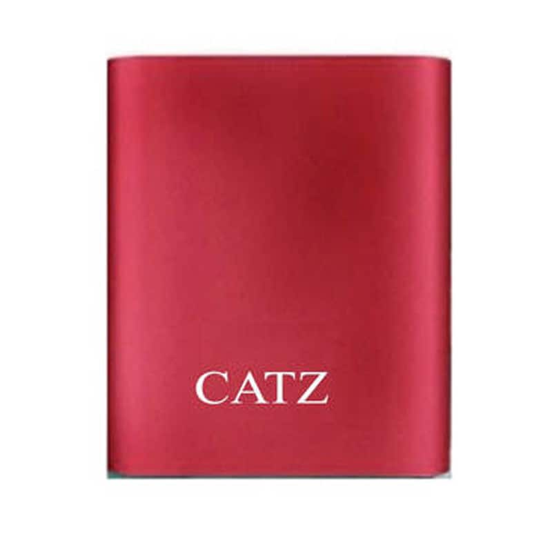Buy Catz PBCZ4 Power Bank 10400 mAh Red online