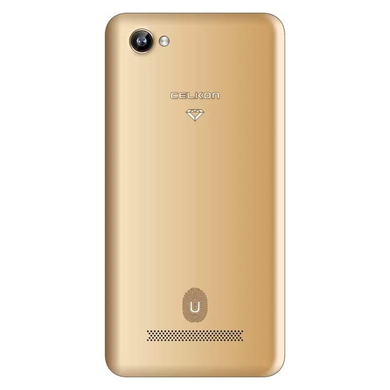 Buy Celkon Diamond U 4G VoLTE (2GB RAM, 16 GB) Gold online