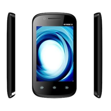Champion My Phone 35 (Black, 256MB RAM, 2GB) Price in India