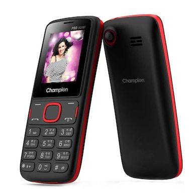 Champion SQ181 PRO Dual Sim Feature Phone (Black, 32MP RAM, 512MB) Price in India