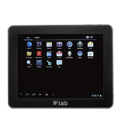 Champion Wtab 971 Tablet With Keyboard Free Black, 16 GB Price in India