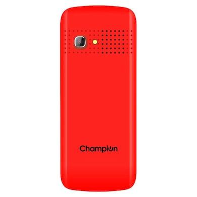 Champion X2 Nano,1.8 Inch Display,Camera,FM Radio | Auto Call Recorder (Red) Price in India
