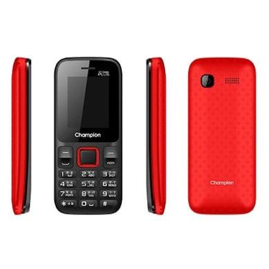 Champion X2 Sleek Plus Dual Sim (Red) Price in India