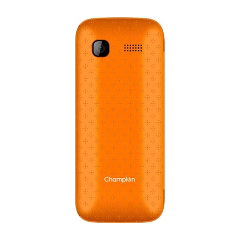 Buy Champion X2 Style Feature Phone (GPRS,Dual Sim,Orange) online