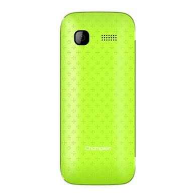 Champion X2 Style With 2.9 Inch Display, 1.3 MP Camera, GPRS, FM Radio (Green, 5MB RAM, 256MB) Price in India