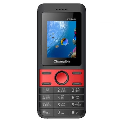 Champion X2 Swift (Black and Red) Price in India