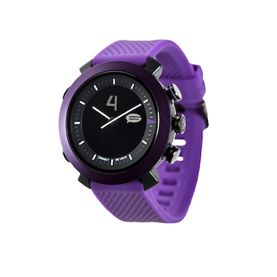 COGITO Classic Silicon Smartwatch Purple Price in India
