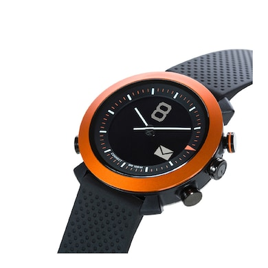 COGITO Classic Silicon Smartwatch Orange Price in India