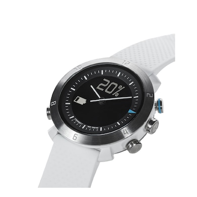 COGITO Classic Silicon Smartwatch White Price in India