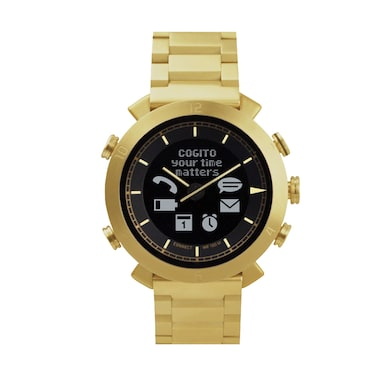 COGITO Classic Smart Watch Metal (Gold Strap) Price in India