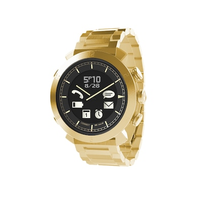 COGITO Classic Smartwatch Metal Gold Price in India