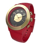 Buy COGITO Fit Smart Watch (Red Strap) Online