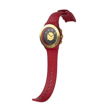 COGITO Fit Smart Watch (Red Strap) Price in India