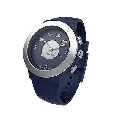 COGITO Fit Smart Watch (Blue Strap) Price in India