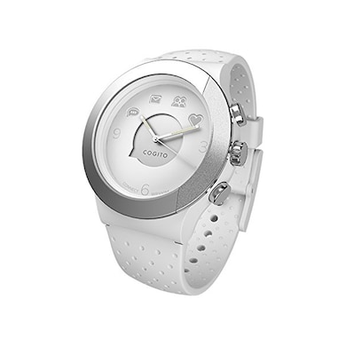 COGITO Fit Smart Watch (White Strap) Price in India