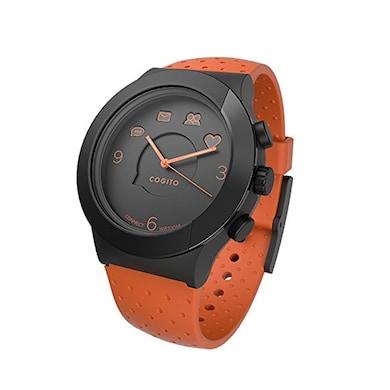 COGITO Fit Smart Watch (Orange Strap) Price in India