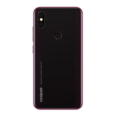 Unboxed Coolpad Cool 3 (Ruby Black and Red, 2GB RAM, 16GB) Price in India