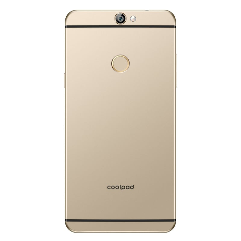 Buy Coolpad Max A8 Gold, 64 GB online