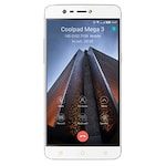 Buy Coolpad Mega 3 (2 GB RAM, 16 GB) Gold and White Online