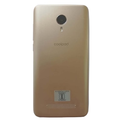 Coolpad Mega 4A (Champagne Gold, 1GB RAM, 16GB) Price in India