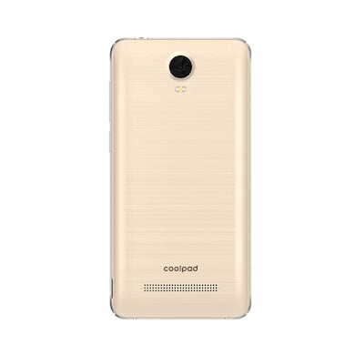 Coolpad Mega 5M (Gold, 1GB RAM, 16GB) Price in India