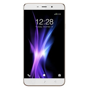 Coolpad Note 3 Plus White and Champagne, 16 GB