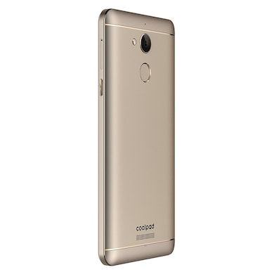 Coolpad Note 5 (4GB RAM, 32GB) Royal Gold images, Buy Coolpad Note 5 (4GB RAM, 32GB) Royal Gold online at price Rs. 9,249