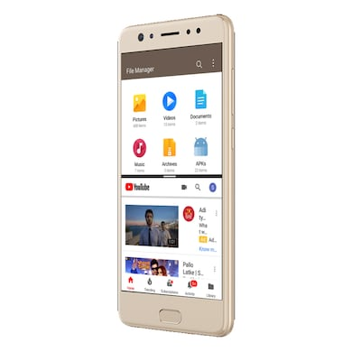 Coolpad Note 6 Dual Front Selfie Camera (Royal Gold, 4GB RAM, 32GB) Price in India