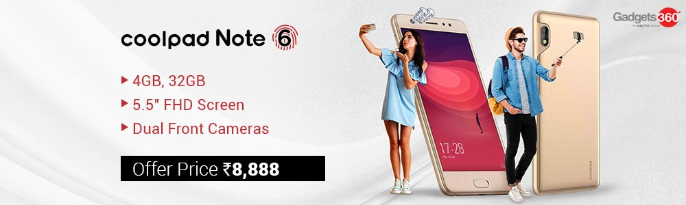 Buy Coolpad Note 6