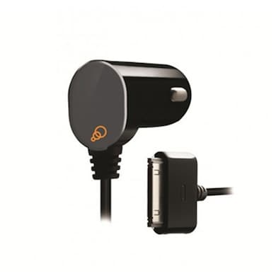 Cygnett Groove Power Auto II Car Charger For iPhone/iPad/iPod Black Price in India
