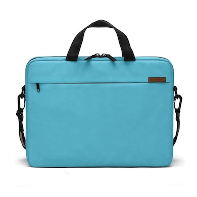 DailyObjects 3 Peacock Feathers City Compact Messenger Bag For Up To 14 Inch Laptop Or Macbook Multicolor Price in India