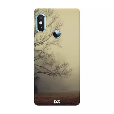 DailyObjects A Gathering of Fog Case Cover For Xiaomi Redmi Note 5 Pro Multicolor Price in India