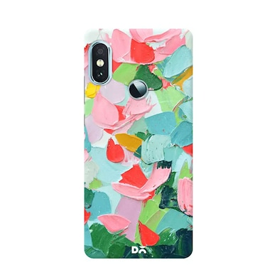DailyObjects Afterglow Cherry Case Cover For Xiaomi Redmi Note 5 Pro Multicolor Price in India
