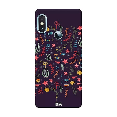 hot sale online b7081 c1b7b DailyObjects Aqua 19 Case Cover For Xiaomi Redmi Note 5 Pro