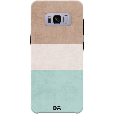DailyObjects Beach Classic Case For Samsung Galaxy S8 Multicolor Price in India