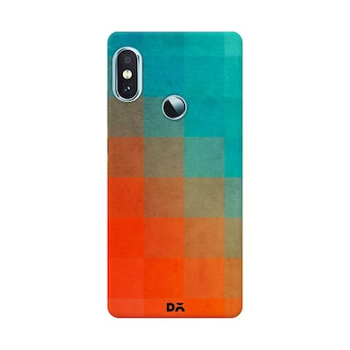 DailyObjects Beach Pixel Surface Case Cover For Xiaomi Redmi Note 5 Pro Multicolor Price in India
