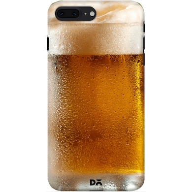 DailyObjects Beer Balloon Case Cover For iPhone 8 Plus Multicolor Price in India
