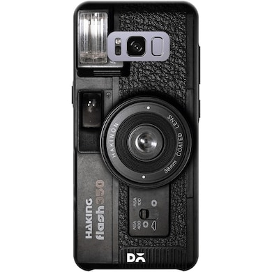 pretty nice 3e83f ee89c DailyObjects Camera Case For Samsung Galaxy S8