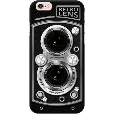 DailyObjects Camera Retro Lens Case For iPhone 6S Multicolor Price in India