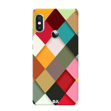 outlet store 404f0 4b0cb DailyObjects Colorful Jam Case Cover For Xiaomi Redmi Note 5 Pro