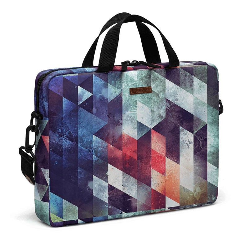 c1ca9738bfdd DailyObjects Crykkd Glyry City Compact Messenger Bag For Up To 15.5 Inch  Laptop Or Macbook Multicolor