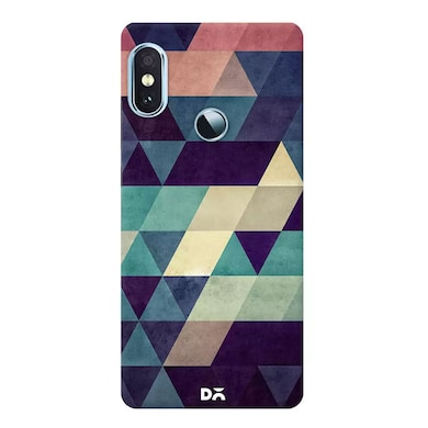 DailyObjects Cryyp Case Cover For Xiaomi Redmi Note 5 Pro Multicolor Price in India