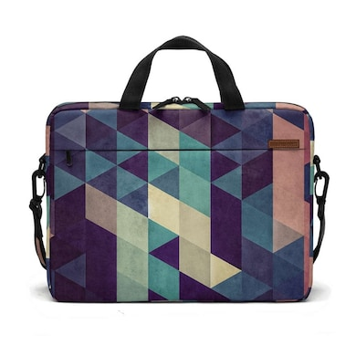 DailyObjects Cryyp Hrxtl City Compact Messenger Bag For Up To 15.5 Inch Laptop Or Macbook Multicolor Price in India