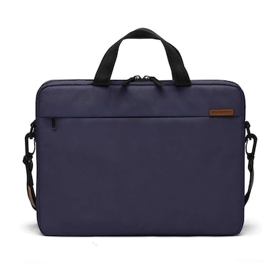 DailyObjects Dream Guide City Compact Messenger Bag For Up To 14 Inch Laptop Or Macbook Multicolor Price in India